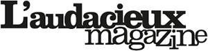 Logo L'Audacieux Magazine