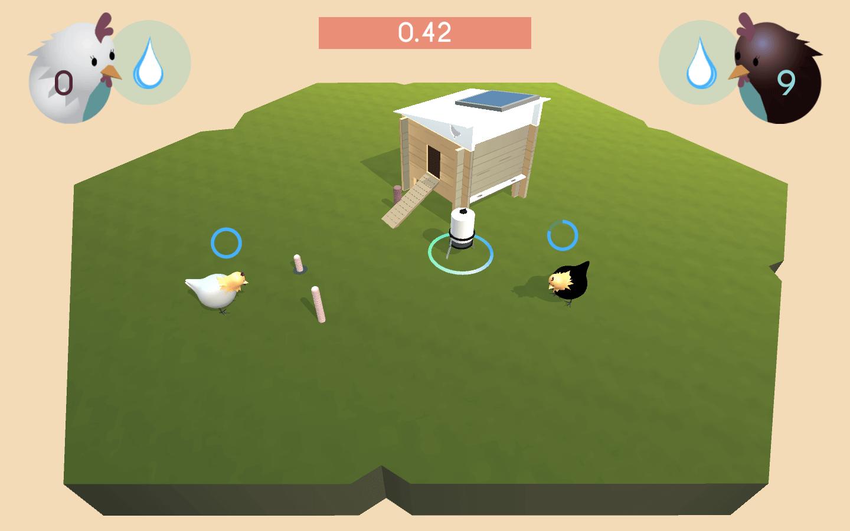 Wormswar gameplay